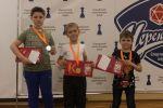 Рейтинговый турнир среди юн.разрядов